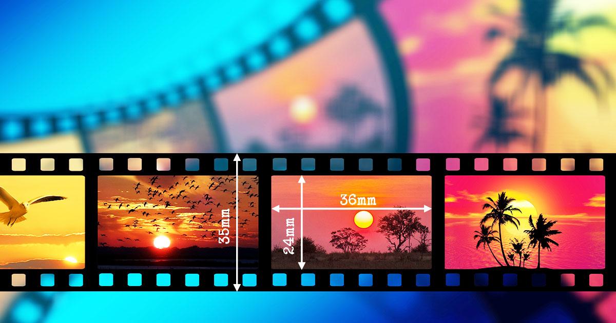 Why 35mm film is a 36mm Sensor • Russwurm
